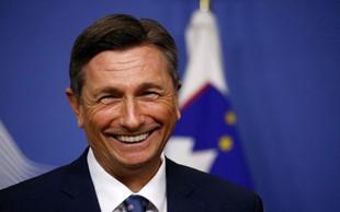 Borut Pahor smrdel po čebuli