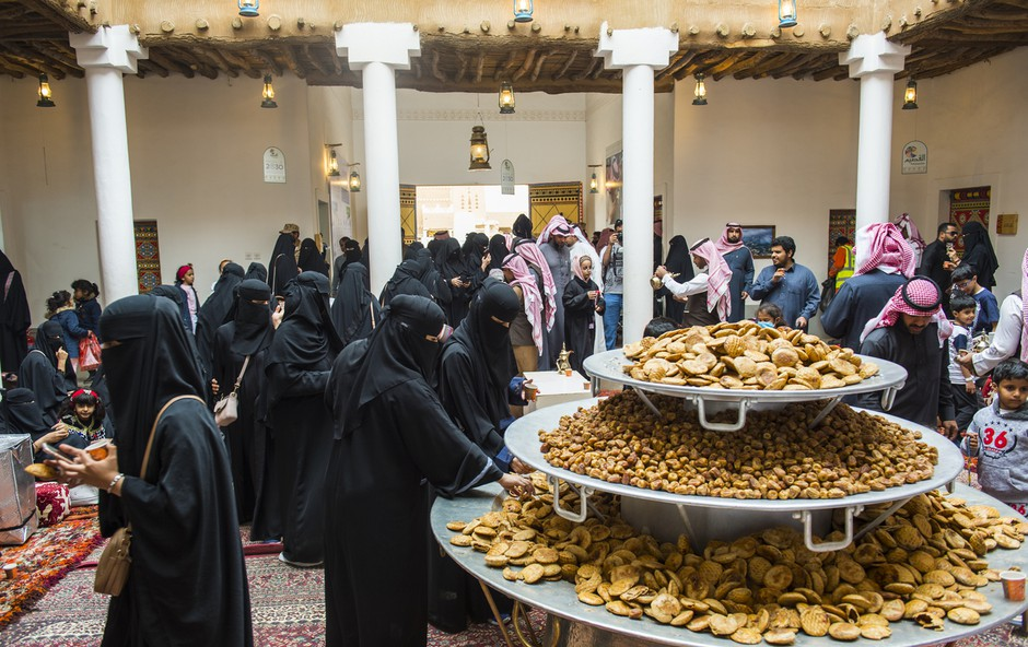 Savdska Arabija: Tuji neporočeni pari si bodo odslej lahko delili hotelsko sobo (foto: Profimedia)