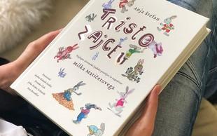 44 najlepših pravljic, ki jih je rešil pozabe Milko Matičetov, v knjigi Tristo zajcev