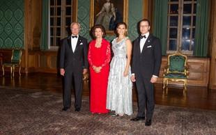 Kaj se dogaja na švedskem kraljevem dvoru? Kralj petim vnukom ukinil kraljevski status