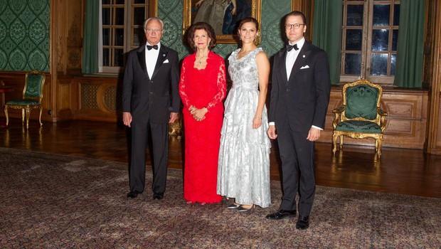 Kaj se dogaja na švedskem kraljevem dvoru? Kralj petim vnukom ukinil kraljevski status (foto: Profimedia)