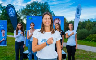 Srčni tekači združili moči za nove defibrilatorje