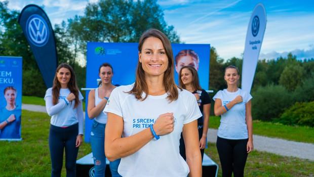 Srčni tekači združili moči za nove defibrilatorje (foto: Promo foto)