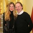 Vanja Vardjan, šef razvedrila na TV Slovenija, praznuje srebrno poroko