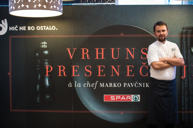 Kulinarični eksperiment s slovenskim kuharskim mojstrom Markom Pavčnikom (foto: FOTO: promocijski material)