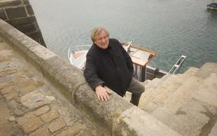 Ste vedeli, da je zvezdnik Gerard Depardieu želel postati mesar