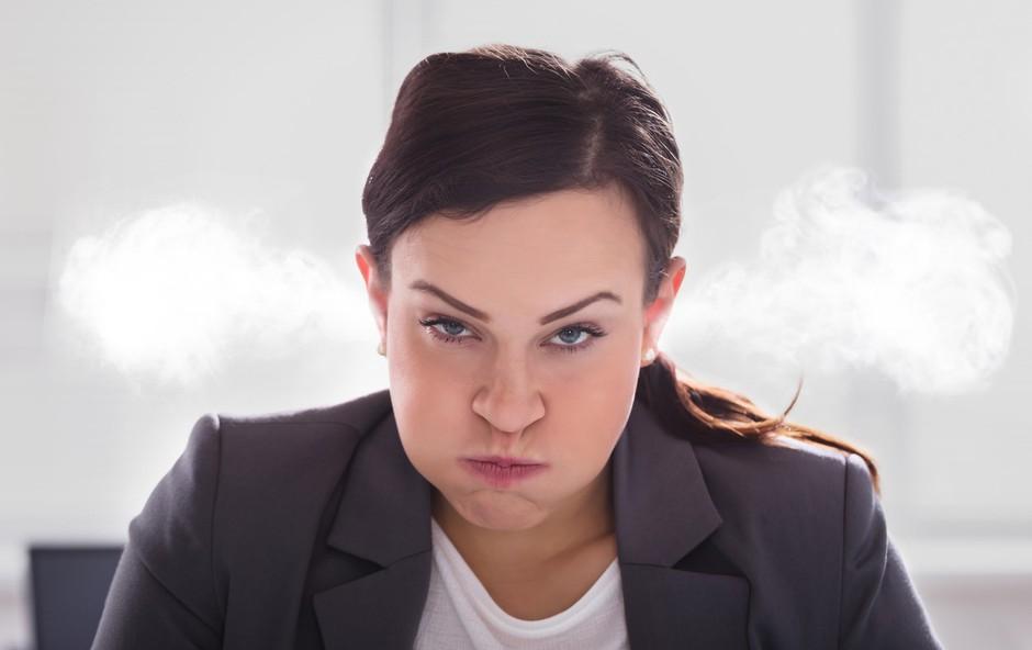 Psihološki triki, s katerimi je mogoče obvladati še tako hude napade jeze in besa! (foto: profimedia)