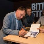 Svečana premiera knjige BITI MOJSTRSKI! V Cineplexxu Kranj (foto: FOTO: Mediaspeed)