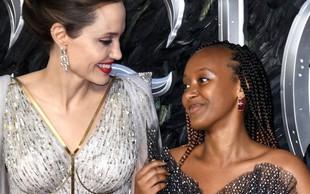 14-letna hčerka Angeline Jolie s svojim nakitom osvaja svet