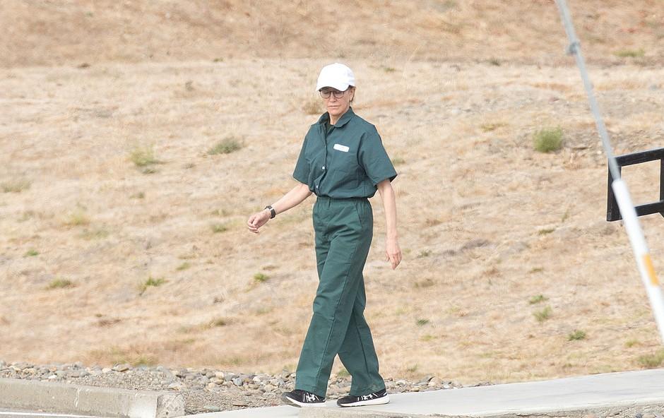 Zvezdnica Razočaranih gospodinj Felicity Huffman odšteva dneve do odhoda na prostost (foto: Profimedia)