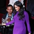 Vijolična obleka Meghan Markle o kateri govori ves svet