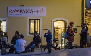 RAWPASTA – PASTA FRESCA BAR, nova restavracija s svežimi domačimi italijanskimi testeninami