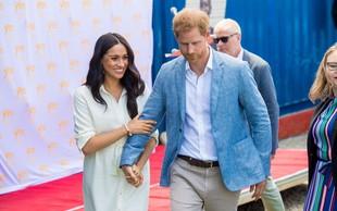Kraljica Elizabeta ima dovolj, fotografija Meghan in Harryja nima več mesta v njeni uradni rezidenci
