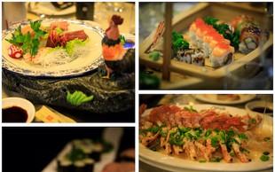 Zvezdniško odprtje kitajske in japonske restavracije Chang v Ljubljani