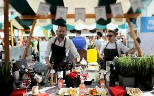 V Ljubljani še zadnjič letos Odprta kuhna