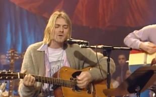 Kultno jopo Kurta Cobaina prodali za rekordnih 334.000 dolarjev!