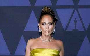 Jennifer Lopez ni navdušila z izbiro obleke, kar se le redko zgodi