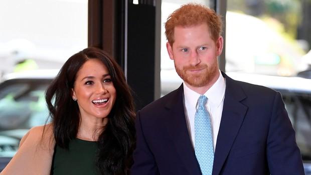 Harry spregovoril o hladnem odnosu z Williamom, svet pa čaka ali se bosta Harry in Meghan pojavila na praznovanju v kraljevi palači (foto: Profimedia)