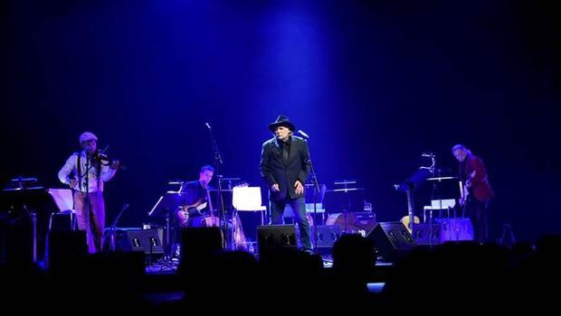 Rade Šerbedžija z vrhunskim koncertom v Cankarjevem domu (foto: Agencija Ekskluzivno)