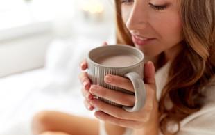 Manner kakav v toplem ali hladnem mleku - dobro jutro, sonček!