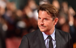 Bradley Cooper naj bi se ogrel za 14 let mlajšo kolegico!