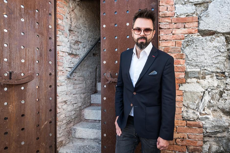 """Petar Grašo: """"Cilj je, da naredimo nekaj velikega, zato bo to zares poseben večer"""" (foto: FOTO: Simone De Luca)"""