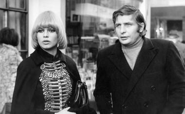 Z nemškim fotografom in podjetnikom je bila Brigitte poročena od leta 1966 do 1969.