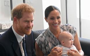 Fotografija malega Archieja je obnorela svet, prva pa sta še vedno Kate in William