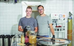 Mirza in Zlatan počneta to, kar sta si želela od nekdaj; upravljata lastno podjetje in navdušujeta s kombučo