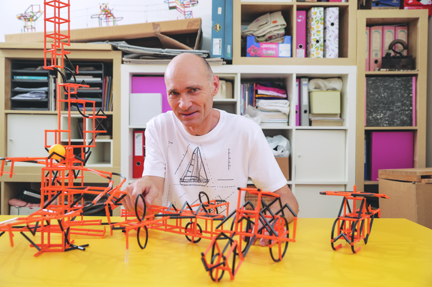 Gogix – inovativna sestavljanka za vse, ki so starejši od treh let! (foto: Štartaj Slovenija)