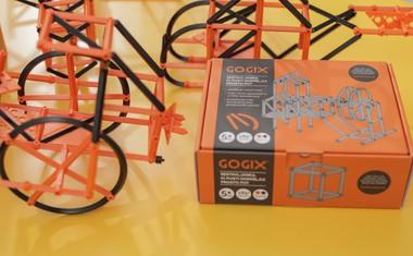 Gogix – inovativna sestavljanka za vse, ki so starejši od treh let!