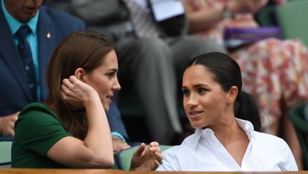 Nov preobrat na kraljevem dvoru: Kate Middleton zdaj skuša popraviti odnos z Meghan Markle, ki je vse povedala medijem (foto: Profimedia)