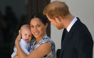 Končno so znane podrobnosti s praznovanja 1. rojstnega dneva malega princa Archieja