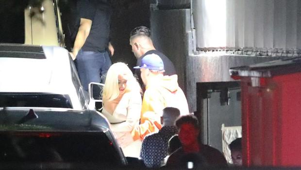 Rob Kardashian po dveh letih spet v javnosti: Uspelo mu je shujšati! (foto: Profimedia)