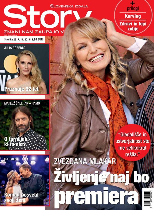 Zvezdana Mlakar (foto: Story)