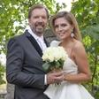 Gianni Rijavec izrekel usodni da; cerkvena poroka, ki sledi, pa bo nekaj posebnega; poglejte fotografije