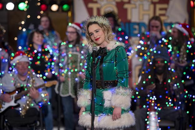Novembrski Ladies Night v Cineplexxu bo božično obarvan. Prihaja romantična komedija Last Christmas! (foto: promocijski material)