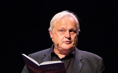 Nastopil je tudi dramski igralec Pavle Ravnohrib.