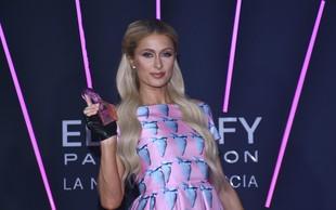 Paris Hilton se vrača z novim parfumom