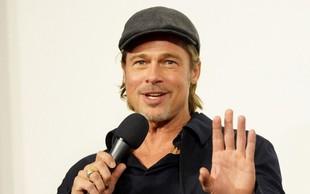 Brad Pitt je težko prenašal breme slave - pomagal si je z raznimi substancami