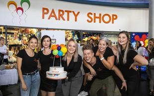 Party shop praznuje