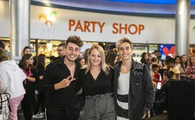 Lastnica Party Shopa Nikita Fric in BQL.