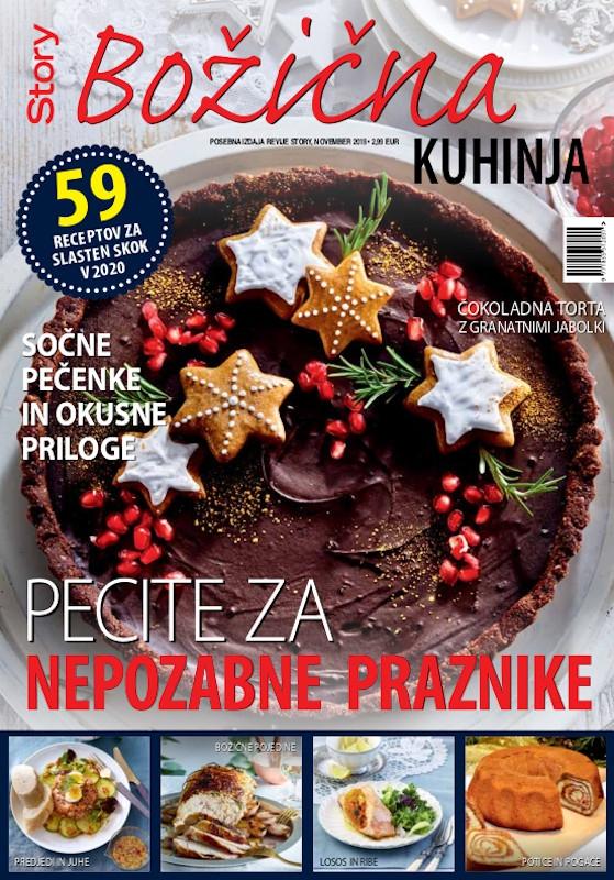 Story Božična kuhinja: 59 receptov za slasten skok v 2020 (foto: Story)