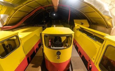 V dveh krakih remize lahko naenkrat parkirajo in polnijo vseh 6 vlakov.