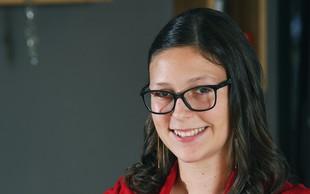 Ta bodoča velemojstrica je najboljša slovenska šahistka v mladinski konkurenci