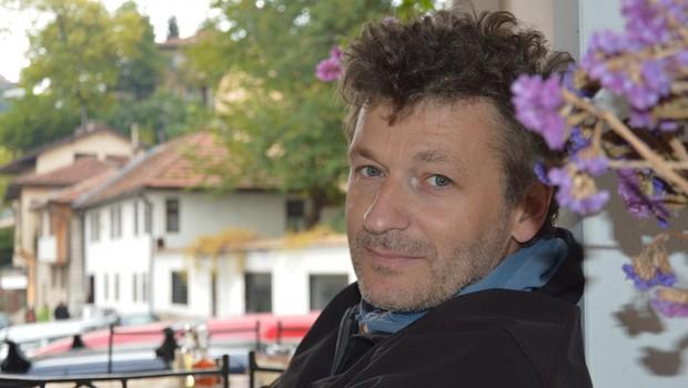 Marjan Žiberna: Kdor hodi, ne teče (foto: Oa)