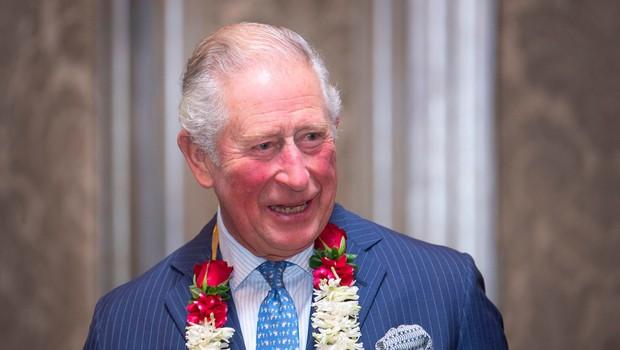 Roke princa Charlesa pritegnile poglede: Zakaj so otečene? (foto: Profimedia)
