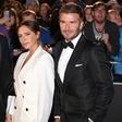 Slovesno v družini Davida in Victorie Beckham: Pred božičem krstila hčerko in sina!