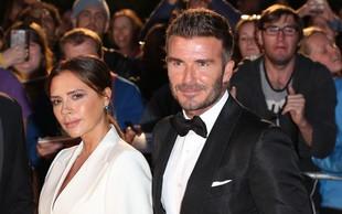 Victoria in David Beckham: Med njima tudi po dveh desetletjih tli iskrica strasti!