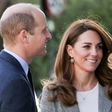 Kamera ju je ujela: Princ William in Kate Middleton sta si izkazala ljubezen